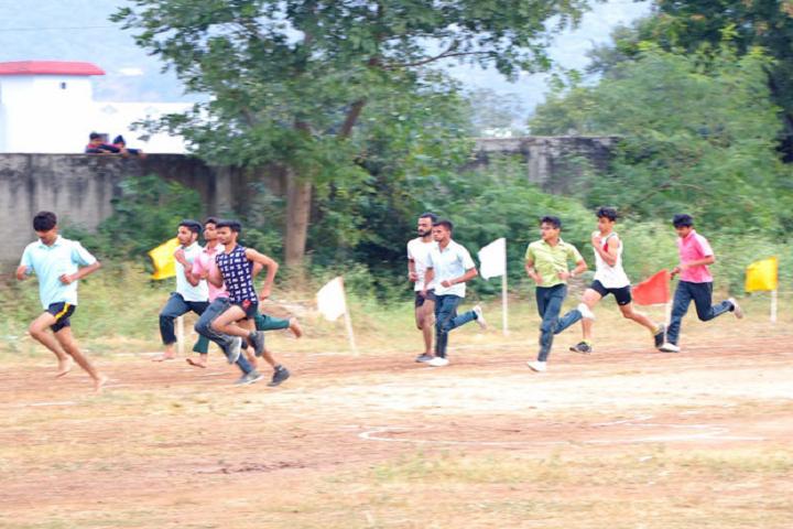 V R Public School-Sports