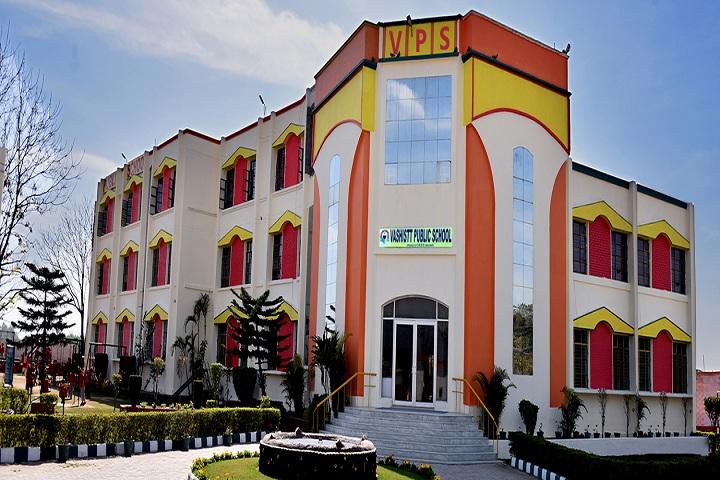 Vashist Public School-Campus-View