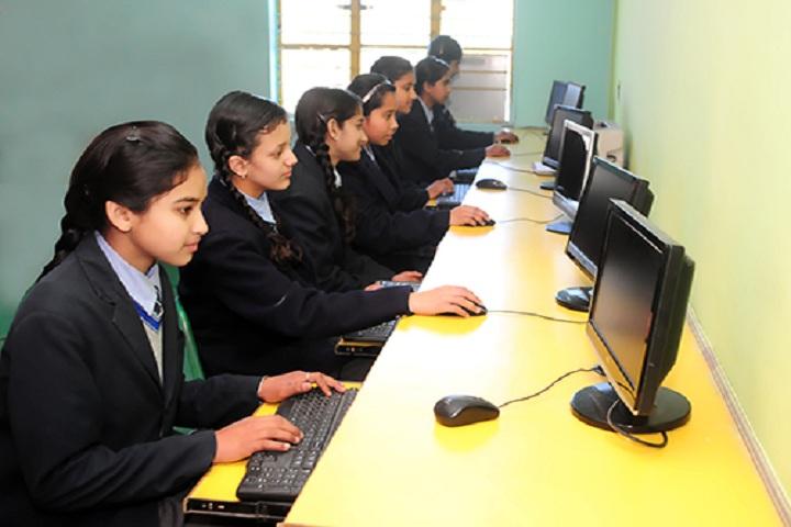 Vashist Public School-IT Lab