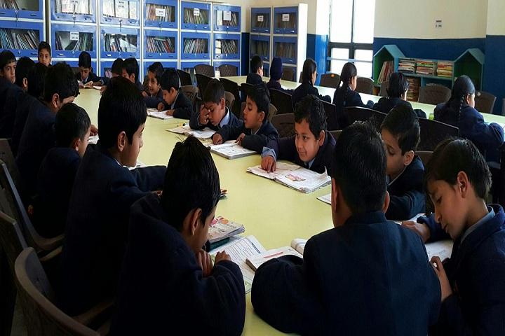 Vashist Public School-Library