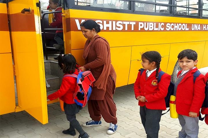 Vashist Public School-Transport