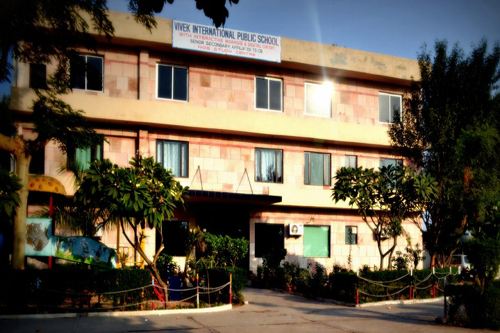 Vivek International Public School-Campus-View