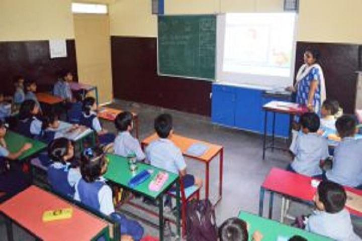 Vivek International Public School-Classroom