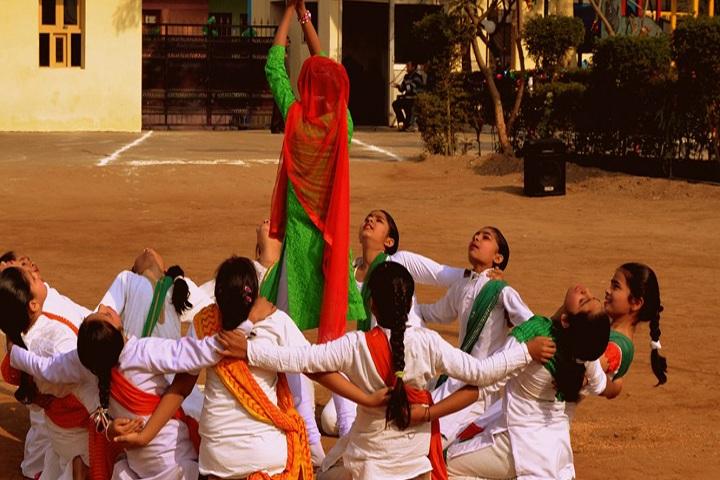 Vivek International Public School-Events