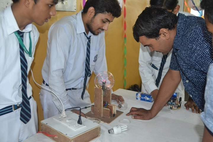 Vivek International Public School-Exhibition