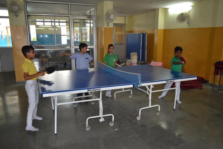 Vivek International Public School-Games