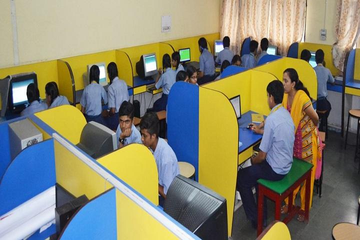 Vivek International Public School-IT-Lab