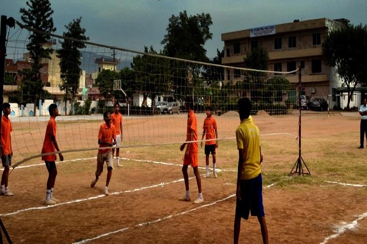 Vivek International Public School-Sports