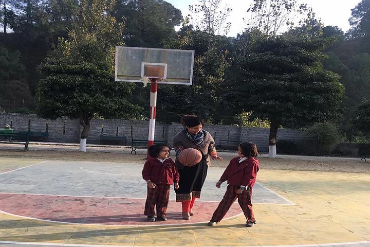Woods Park School-Sports basketball