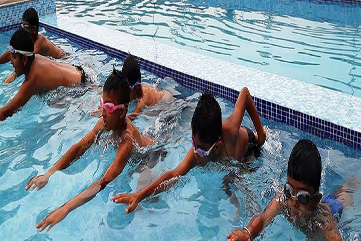 Woods Park School-Swimming Pool