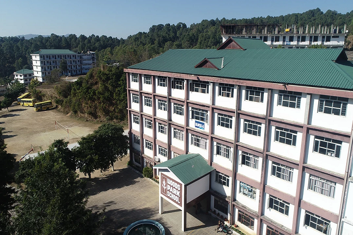 Woods Park School-Campus-View