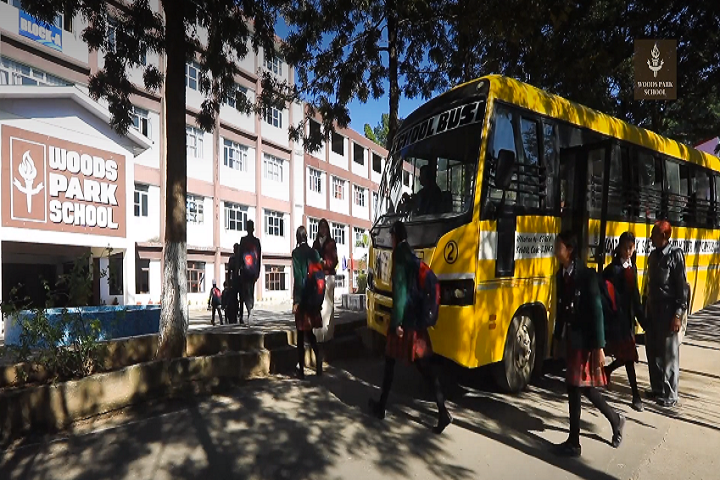 Woods Park School-Transport