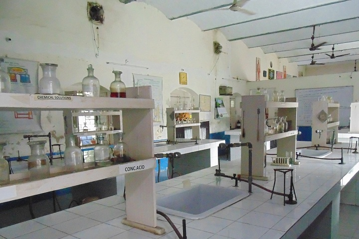 Air Force School-Laboratory Chemistry