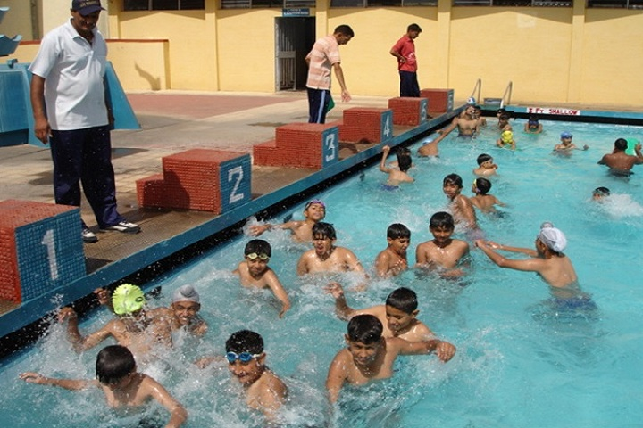Air Force School-Swimming Pool