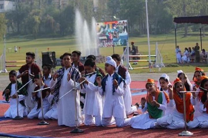 Army Goodwill Public School-Celebration