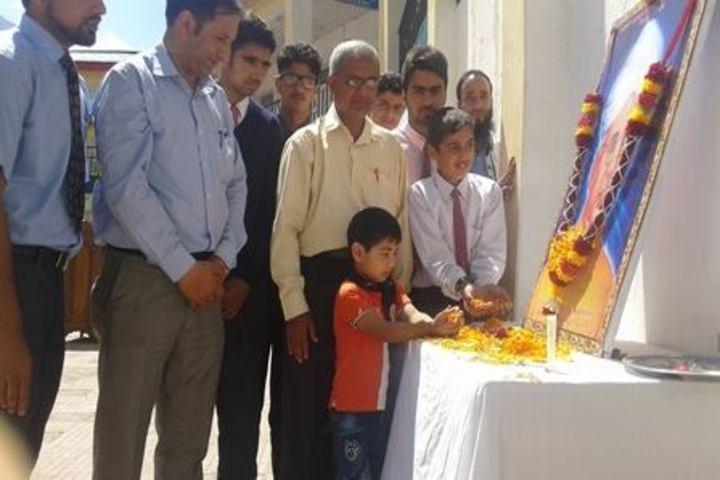 Army Goodwill Public School Pahalgam-Childrens Day