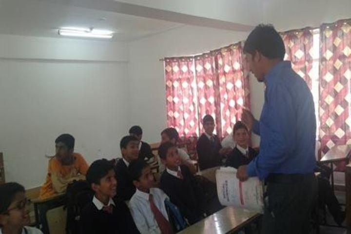 Army Goodwill Public School Pahalgam-Class Room