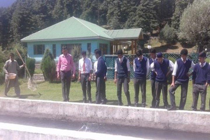 Army Goodwill Public School Pahalgam-School Trip