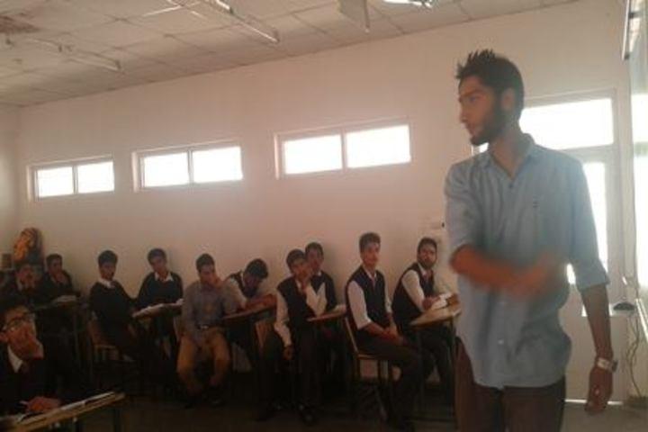 Army Goodwill Public School Pahalgam-Seminar