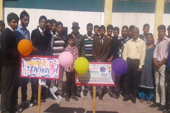 Army Goodwill Public School Pahalgam-Teachers Day