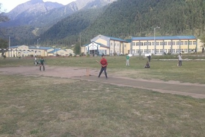 Army Goodwill Public School Pahalgam-Cricket