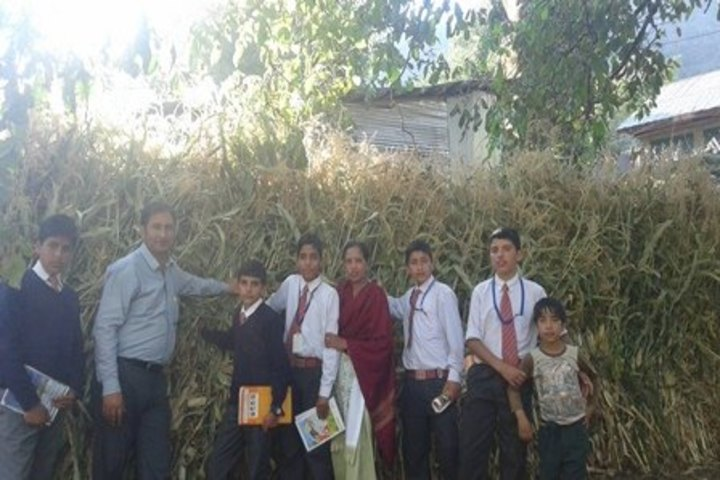Army Goodwill Public School Pahalgam-Field Trip