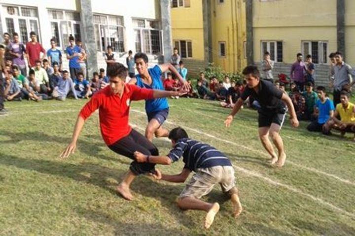Army Goodwill Public School Pahalgam-Kabadi