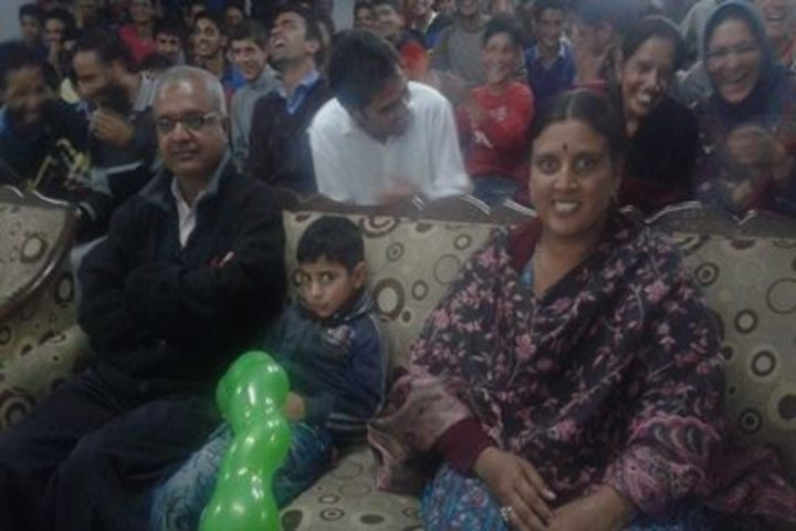 Army Goodwill Public School Pahalgam-Parents Metting