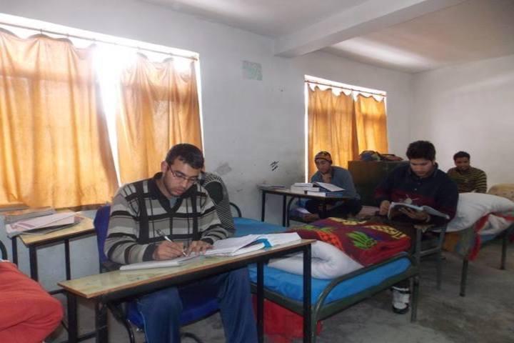 Army Goodwill Public School Pahalgam-Study Hours