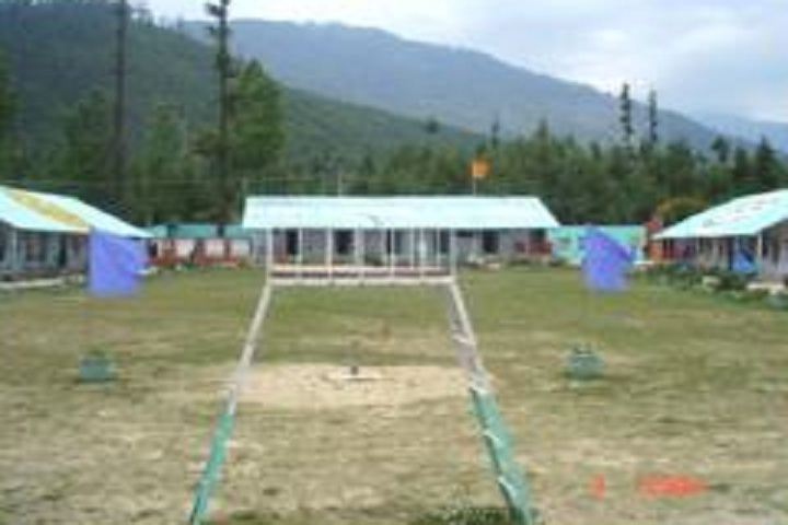 Army Goodwill Public School-Campus View