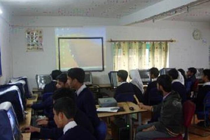 Army Goodwill Public School-IT Lab