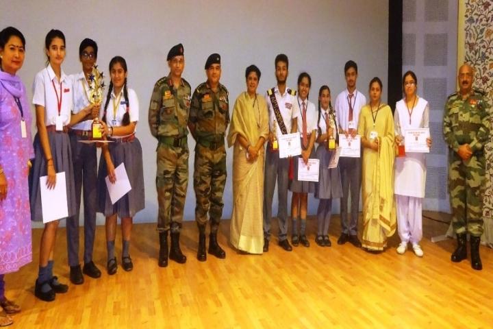 Army Public School-Events of School