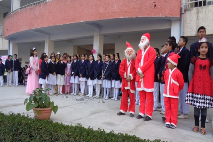 Army Public School-Events christmas
