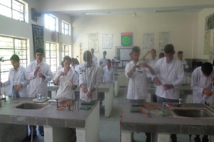Army Public School-Laboratory chemistry