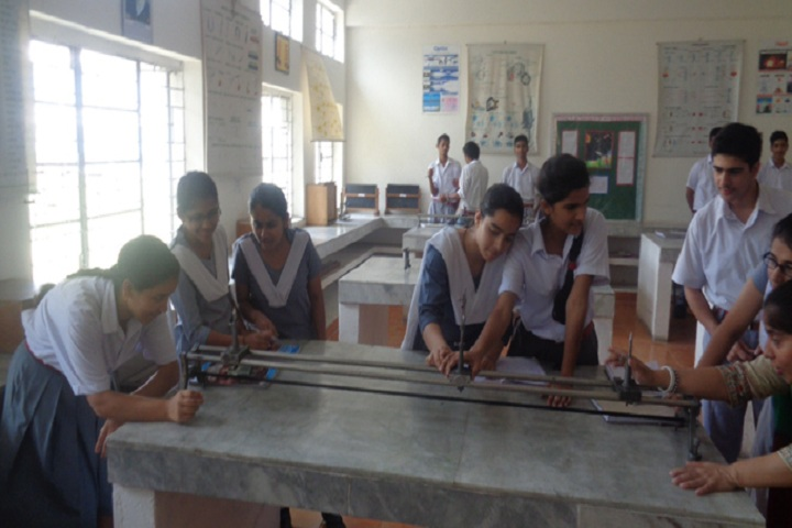 Army Public School-Laboratory physics