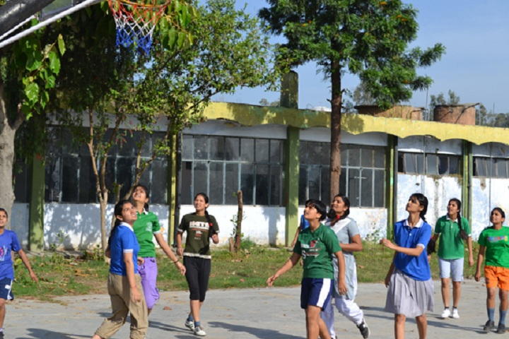 Army Public School-Sports basketball