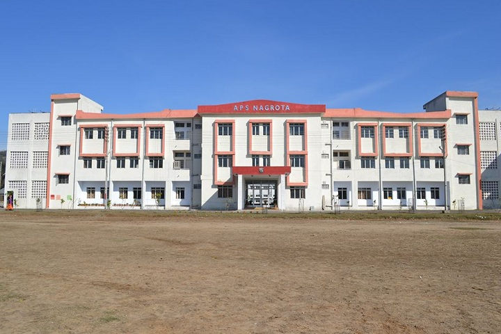 Army Public School-Campus-View