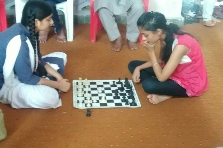 Army Public school-Chess