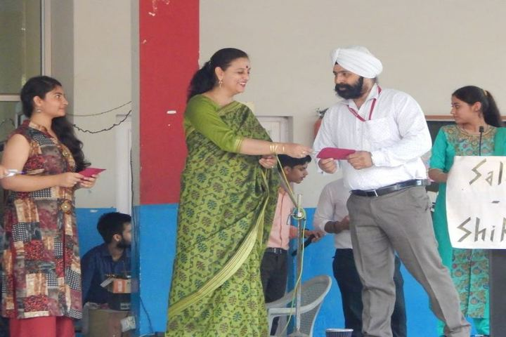 Army Public school-Teachers Day