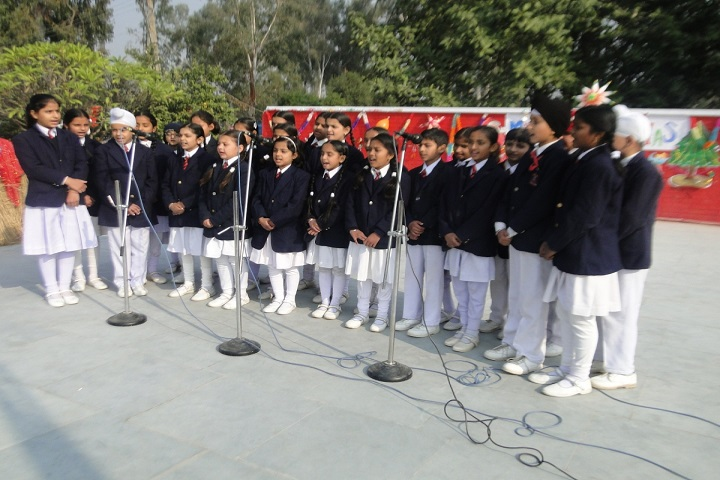 Army Public School-Singing