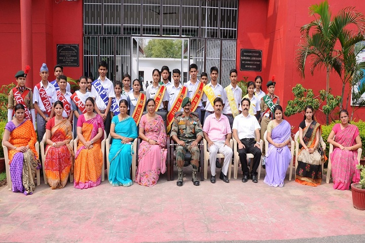 Army Public School-Staff