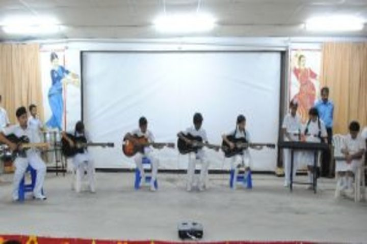 Army Public School-Music