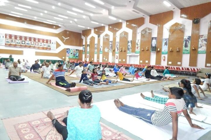 Army Public School -Yoga