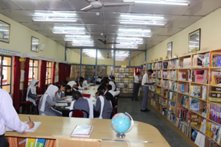 Army Public School-Libreary