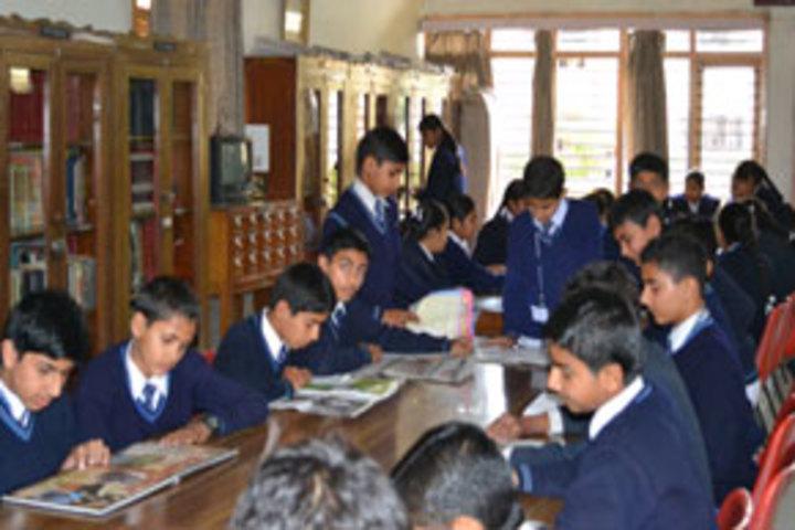 BSF Senior Secondary School-Library
