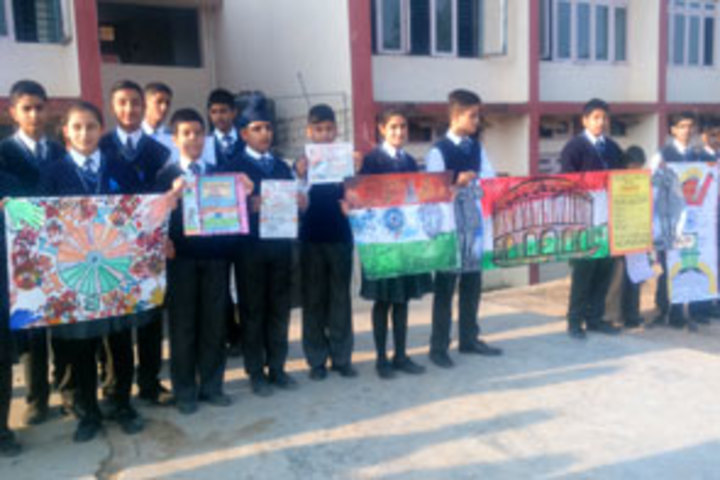 BSF Senior Secondary School-Painting