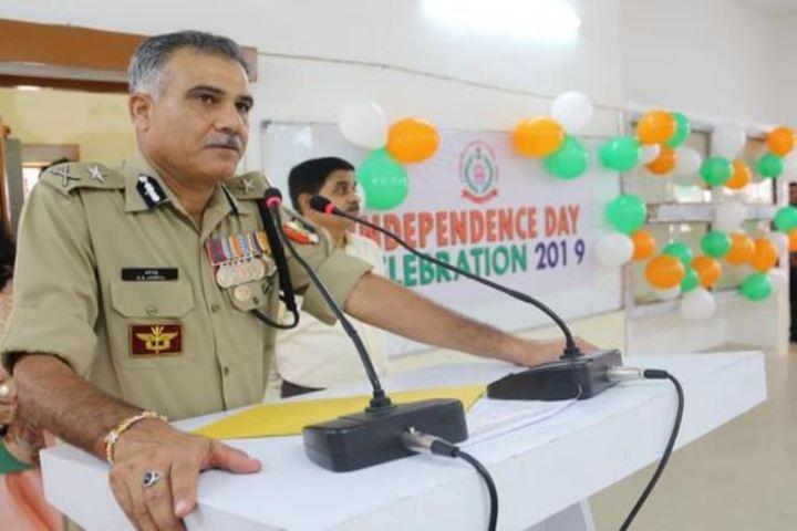 BSF Senior Secondary School-Speech