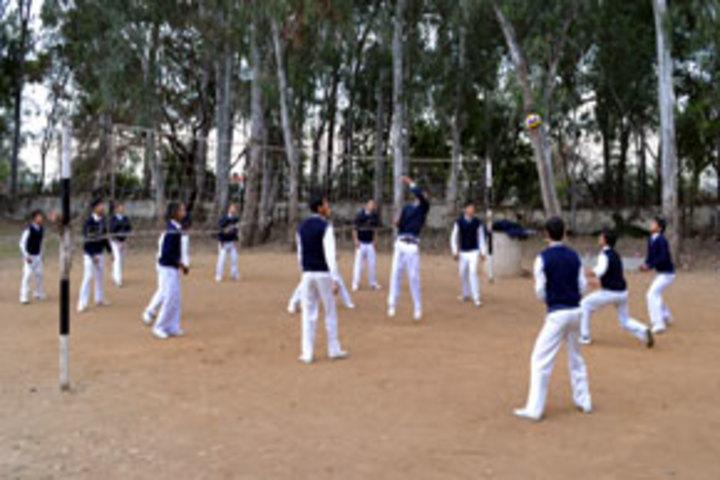 BSF Senior Secondary School-Sports