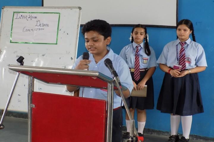Banyan International School-Debate Competition