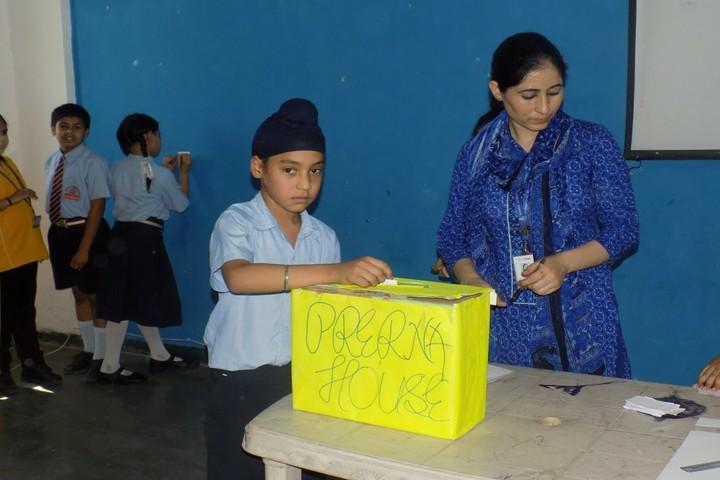 Banyan International School-School Elections